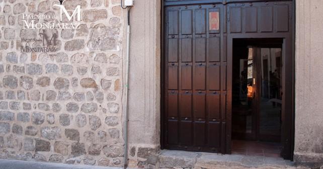 Hotel Palacio de Monjaraz en Ávila